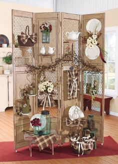 pictures of country store displays for merchandising | Display Challenge, Part Three