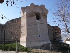 CASARRUBIOS DEL MONTE (TOLEDO). Torre restaurada en el Castillo de Casarrubios