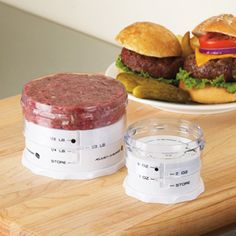 Shop Adjust-A-Burger Press at CHEFS.