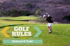 Rules expert Richard E. Todd explains the penalty for hitting from outside the tee box boundaries. #golf #rules