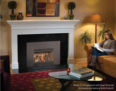 48 Best Fireplace Ideas Images In 2015 Fireplace Ideas