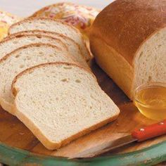 Honey White Loaves - great sandwich bread that has a great crumb. Used 1/2 c maple syrup, handful.brown sugar & 3 T (heaping) malted barley (pilsner).