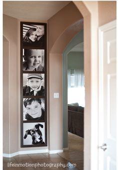 Inspiración para decorar con fotos – fotógrafa de familias Sant Cugat y…