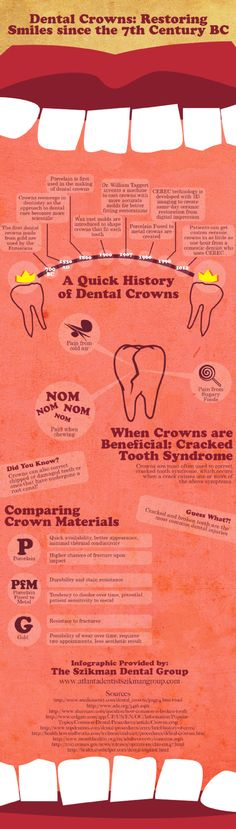 Tooth decay can lead to inflammation, infection, and the need for a root canal treatment. Dentists often use dental crowns to give patients beautiful and natural-looking smiles following root canal therapy. Learn more about the benefits of dental crowns by checking out this image!