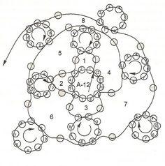 bracelet necklace pattern | Beads Magic  ~ Seed Bead Tutorials
