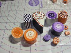 Barbara Forbes-Lyons- how to tessellation polymer clay Components