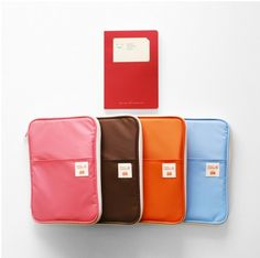 Kindle Holder plus notepade organizer - Better Together Note Pouch v4