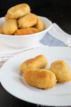 croquetas de queso 6 Croquetas de queso
