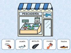 The stores- The stores - Paper Doll House, Paper Dolls, Christmas Ornament Crafts, Speech Therapy, Language, Messages, Activities, Bingo, Shopping