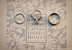 Captain Linnell House weddings - Cape Cod, MA - photo by Cuppa Photography