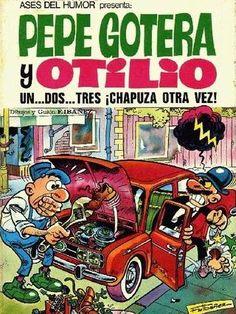 Pepe Gotera y Otilio                                                                                                                                                                                 Más