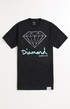 Diamond supply co. T-shirt from pacsun