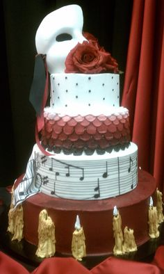The music of the cake, I mean night....