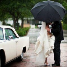 Kiša na venčanju – šta sad?