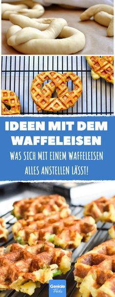 She pours chips into the waffle iron. Am Ende? She pours chips into the waffle iron. Drink Party, Breakfast Hotel, Home Meals, Cheesecake, Waffle Iron, Waffle Waffle, Everyday Food, Food Photo, Finger Foods