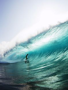 Randall Paulson... in Pipeline... Ph: Noyle...