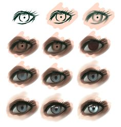 eye-step by step by *ryky on deviantART