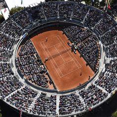 The Courts - RG Spirit - Roland-Garros 2016