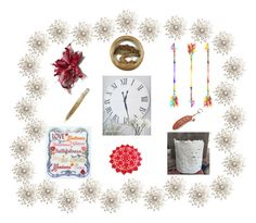 """""""Holiday shopping (11)"""" by keepsakedesignbycmm ❤ liked on Polyvore featuring Quinto and Home Decorators Collection"""
