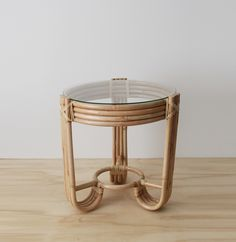 naturally cane pretzel table - Google Search