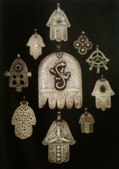 "Hamsa, 'Africa Adorned"" by Angela Fisher~"