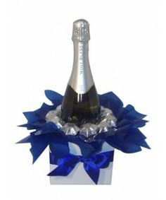 Chocolate Bouquet - Starlicious Wine Bottle Gift, Balloon Gift, Chocolate Bouquet, Candy Bouquet, Food Gifts, Gift Baskets, Liquor, Bouquets, Balloons
