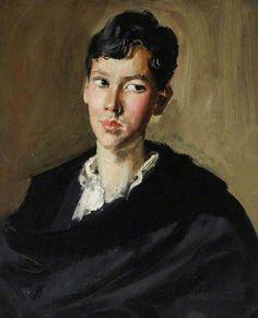 Robin John,  Augustus Edwin John
