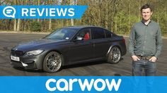 Awesome BMW 2017- BMW M3 Competition Package 2017 review | Mat Watson Reviews...  Cars, Bikes & Trucks Check more at http://carsboard.pro/2017/2017/06/23/bmw-2017-bmw-m3-competition-package-2017-review-mat-watson-reviews-cars-bikes-trucks/