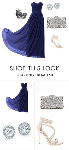 """""""Mysterious lady"""" by ustine on Polyvore featuring moda, Masquerade, Remedios i Steve Madden"""
