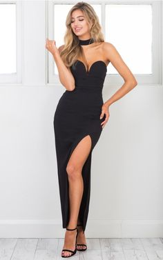 Born Again dress in black | SHOWPO Fashion Online Shopping