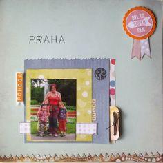 mé tvořivé já: Pranostiky Layouts, Scrapbook, Frame, Decor, Picture Frame, Decoration, Scrapbooking, Decorating, Frames