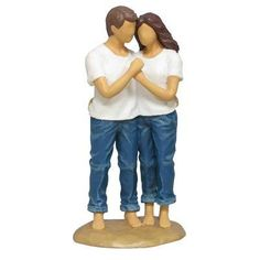 Forever In Blue Jeans Sweet Embrace Figurine