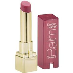 L'Oreal Colour Riche Le Balm in Heavenly Berry -- may not look like it in the tube, but the color & texture are a pretty good dupe for the much pricer YSL Sheer Candy #4 (aka the shade made famous by Emily Maynard on the Bachelorette). #emilymaynard #beauty
