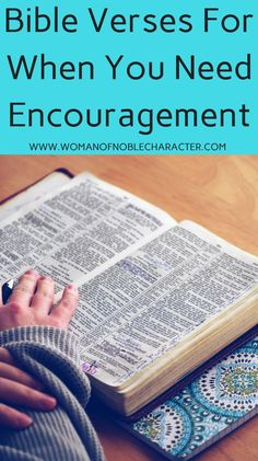 15 Beautiful Bible Verses To Encourage You During Difficult Times. Free three page printable with verses to encourage and inspire you. #encouragement #Bible #Bibleverses #difficulttimes #freeprintable #Christian #Christianwoman #Christianwomen #faith