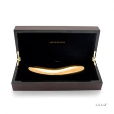 $15,000 Gold Vibrator http://www.lelo.com/graphic/LELO-Inez-gold-packaging.jpg   #LELOBridal    #wedding                   A gold wedding ring and a gold toy!