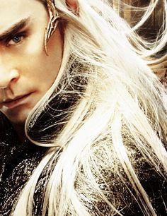 thranduillover2013:  Loreal Mirkwood makes your hair glow like Thranduil's hair!