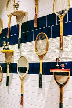 Inspired by the British summer of sport, Ted's City Centre Mirdif, Dubai store is certainly one to make a racquet about.