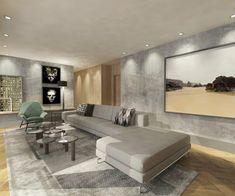 Apartamento BK – lS Arquitetura – Arquiteto Leo Shehtman