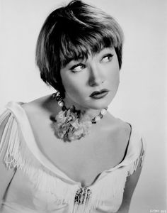 Shirley MacLaine in 'Some Came Running', 1958