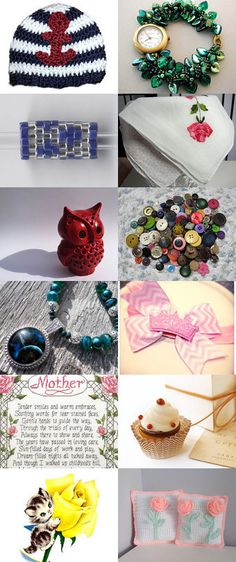 Spring into Mothers Day by Taunya Cox on Etsy--Pinned with TreasuryPin.com #Estyhandmade #giftideas #freshfinds