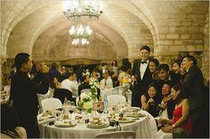 Vintage And Rustic Castle Wedding