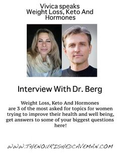Weight Loss, Keto And Hormones are 3 of the most asked for topics for women trying to improve their health and well being, get answers to your questions!