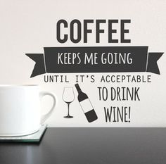 Happy #DrinkWineDay! Get through the day with #coffee and #BaristaScones and finish it off with a nice, tall glass of your favorite #wine <3