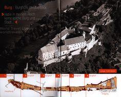 https://flic.kr/p/TdbLwM   Historisches Burghausen Extra Lang; 2015_2, Landkreis Altötting, Oberbayern, Bavaria, Germany   world's longest castle, 1051 meters /  Weltlängste Burg
