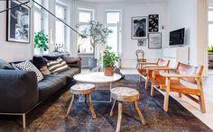 Lotta Agaton's home