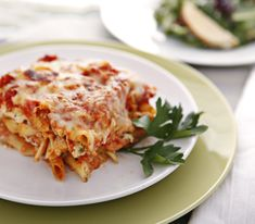 Baked Penne with Pesto