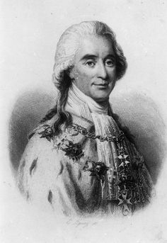 Axel von Fersen - Marie Antoinette's faithful friend and servant