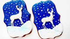 How To Decorate Reindeer Cookies | Marzipan Candies