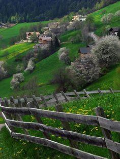 San Genesio Atesino, South Tyrol