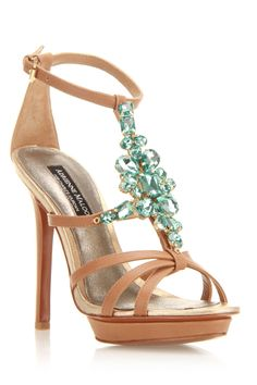 Venus by Adrienne Malouf - sweet shoes.